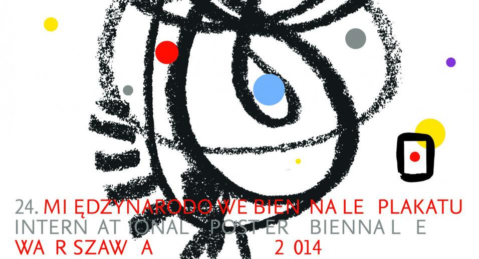 MIĘDZYNARODOWE Biennale Plakatu wWarszawie