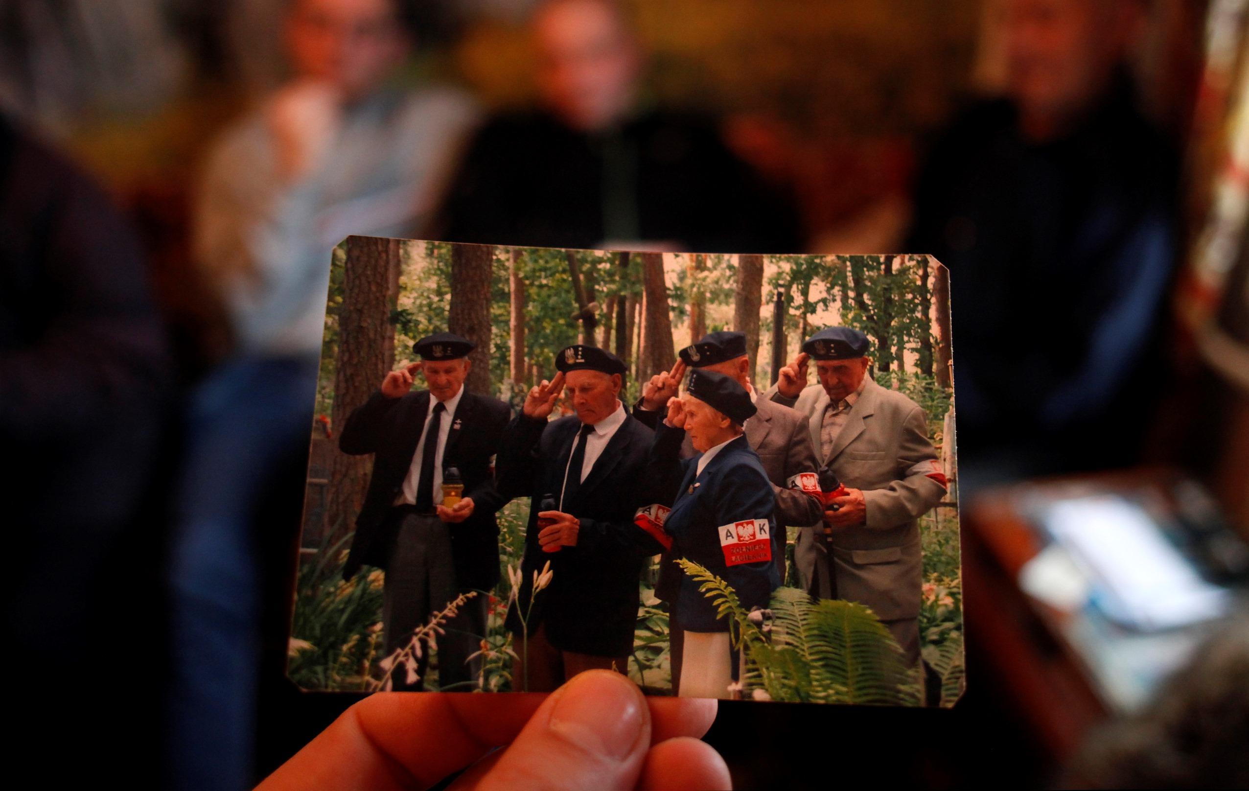 Finał akcji Pomoc Żołnierzom AK naBiałorusi