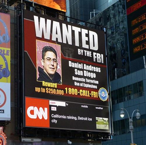 FBI wDOOH czyli walka zprzestępczością wcyfrowym świecie