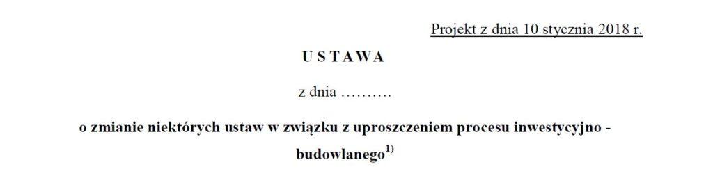 ustawa inwestycyjna