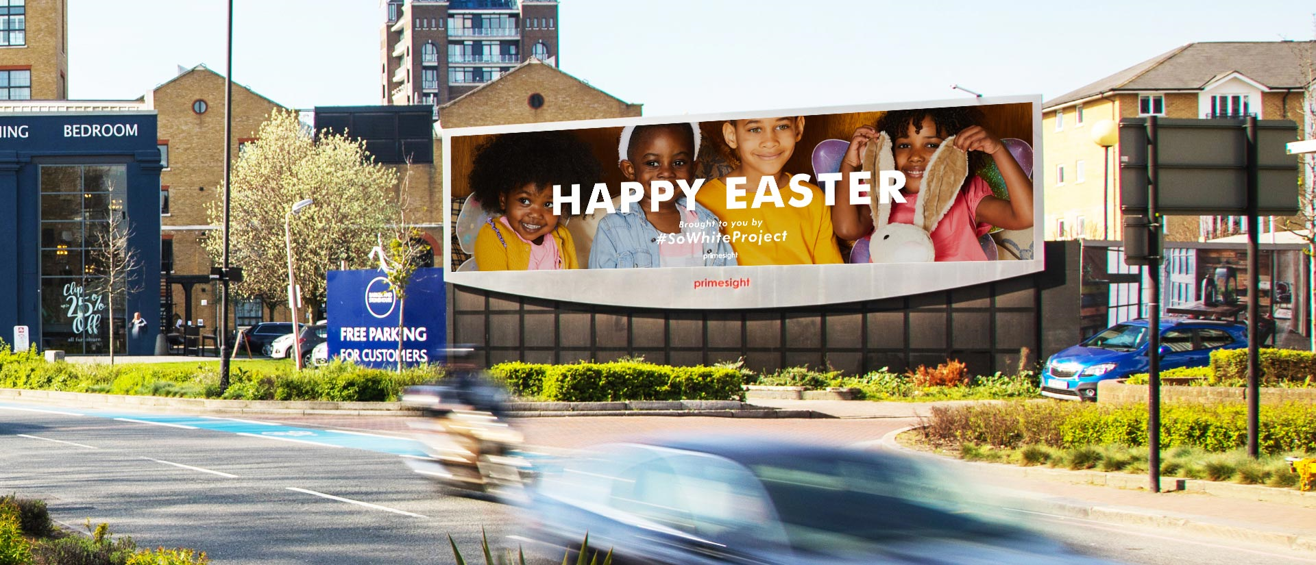 DOOH na Wielkanoc