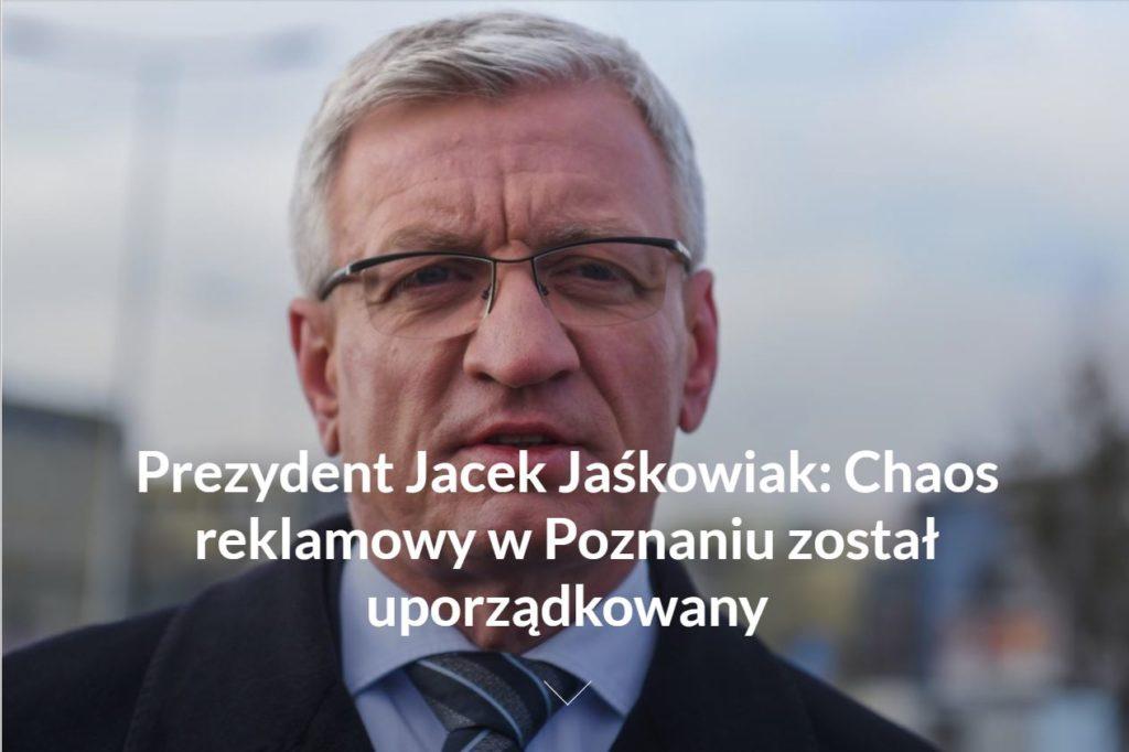 uchwała krajobrazowa w Poznaniu