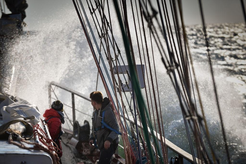 Fundacja Rejs Odkrywców kończy 7. żeglarski sezon. Część 1.