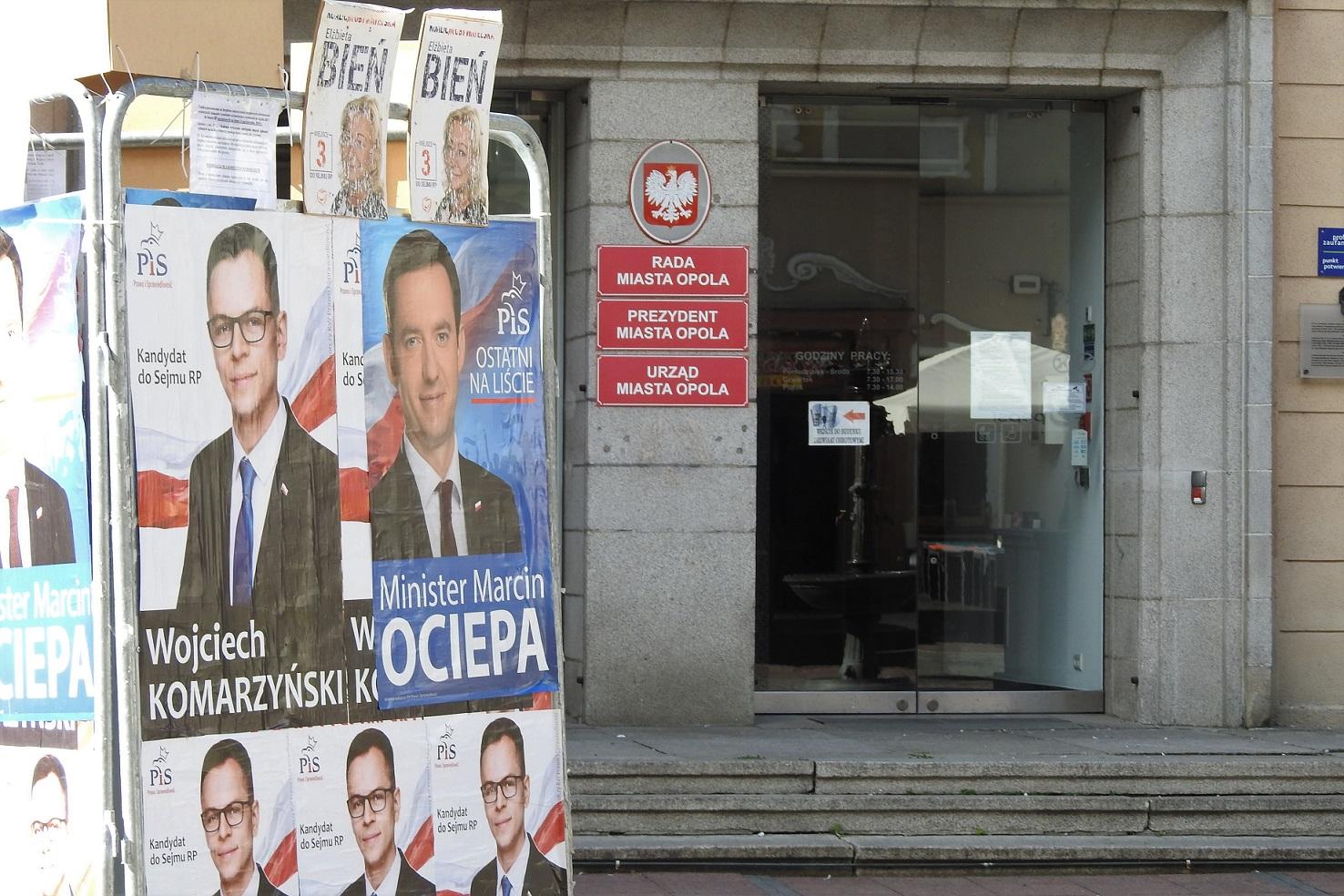 Opole – wybory ponad prawem?