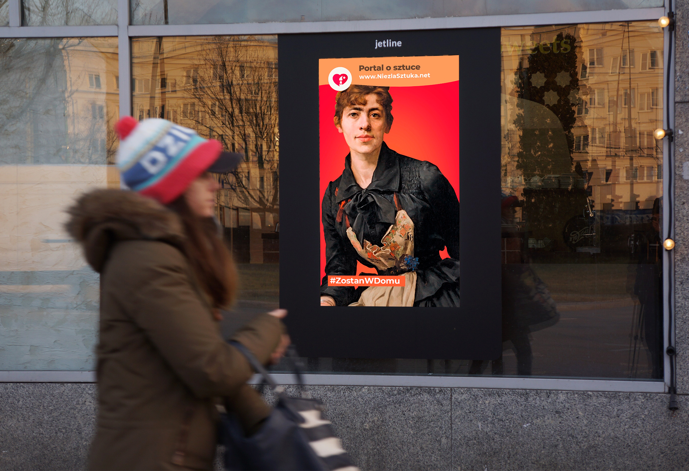 Sztuka i billboard. Jak sztuka wychodzi do ludzi?