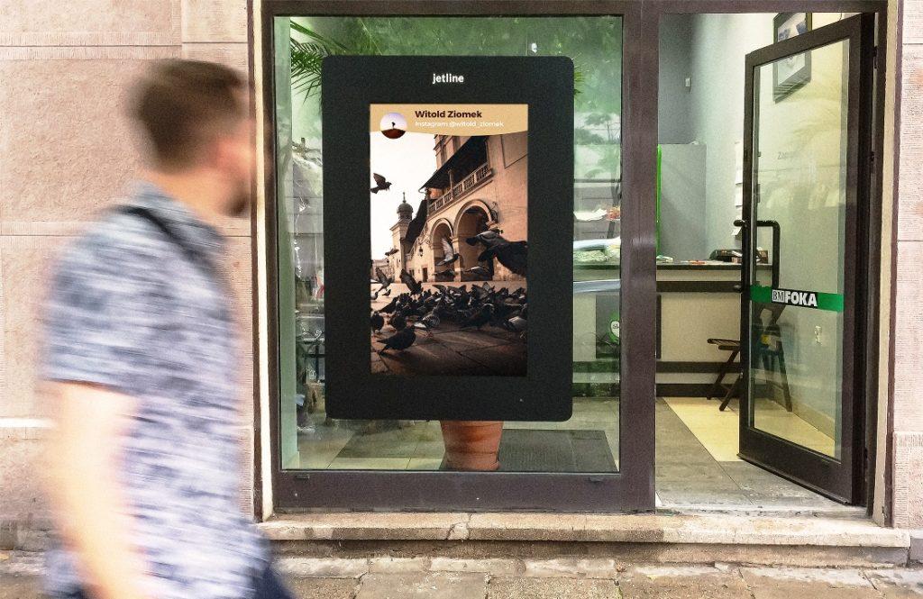 ekrany MORE w Krakowie