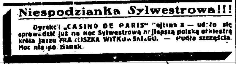 Sylwester we Lwowie