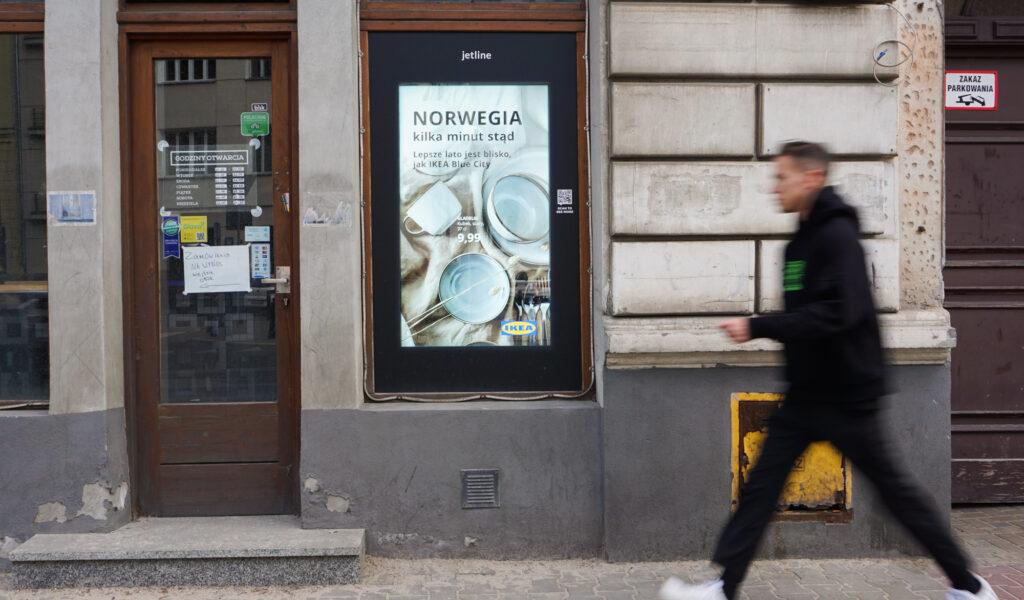 Norwegia na MORE